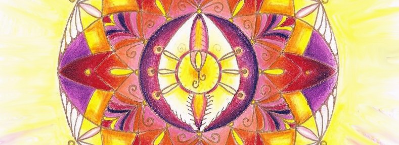 Mandala of inner light