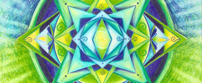 Mandala of clear visions