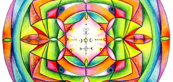 Mandala of forgiving and forgetting