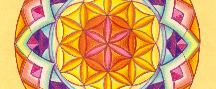 Mandala of faith